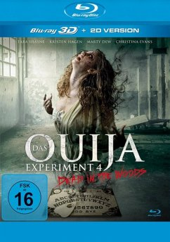 Das Ouija Experiment 4 - Dead in the Woods (Blu...