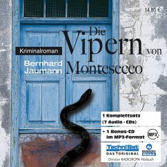 Die Vipern von Montesecco / Montesecco Bd.1 (MP3-Download) - Jaumann, Bernhard