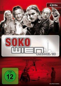 SOKO Wien - Staffel 10 (Folgen 124-139) DVD-Box - Soko Wien 10/4dvd