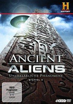 Ancient Aliens - Unerklärliche Phänomene - Staffel 5 DVD-Box