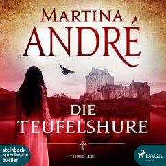 Die Teufelshure (Ungekürzt) (MP3-Download) - André, Martina