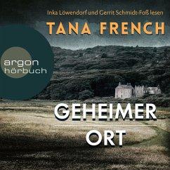 Geheimer Ort / Mordkommission Dublin Bd.5 (MP3-Download) - French, Tana