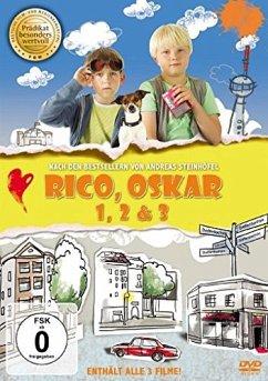 Rico Oskar Boxset 1-3 DVD-Box
