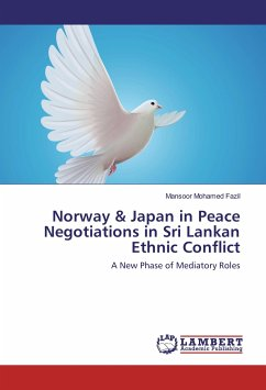 Norway & Japan in Peace Negotiations in Sri Lankan Ethnic Conflict