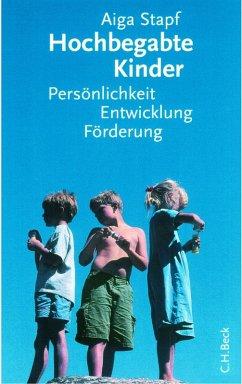 Hochbegabte Kinder (eBook, ePUB) - Stapf, Aiga