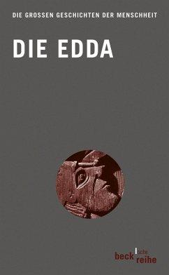 Die Edda (eBook, ePUB)