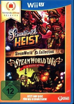 Nintendo Wii U SteamWorld Collection Nintendo eShop Sel.