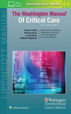 The Washington Manual of Critical Care - Kollef, Marin