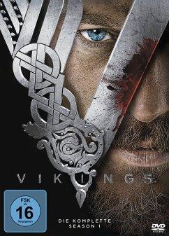 Vikings - Staffel 1 DVD-Box - Keine Informationen
