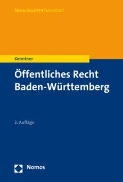Öffentliches Recht Baden-Württemberg