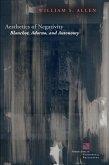 Aesthetics of Negativity (eBook, ePUB)