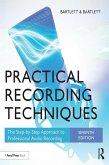 Practical Recording Techniques (eBook, PDF)