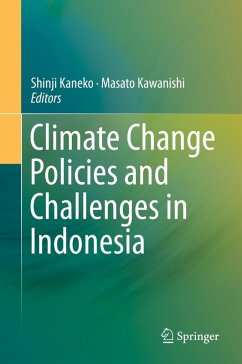 Climate Change Policies and Challenges in Indonesia (eBook, PDF)