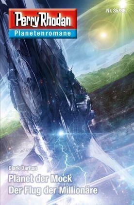 Buch-Reihe Perry Rhodan - Planetenromane