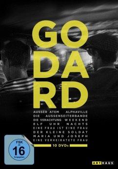 Godard (10 Discs)