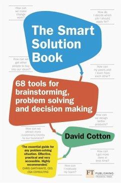 The Smart Solution Book - Cotton, David