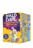 Roald Dahl's Scrumdiddlyumptious Story Collection