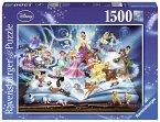 Disney's magisches Märchenbuch. Puzzle 1500-3000 Teile