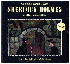 Im Labyrinth des Wahnsinns / Sherlock Holmes - ...