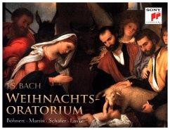 Weihnachtsoratorium,Bwv 248 - Windsbacher Knabenchor/Beringer/Lehmann/+