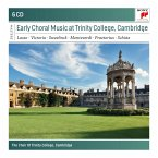 Early Choral Music At Trinity College,Cambridge