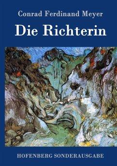 9783843082181 - Meyer, Conrad Ferdinand: Die Richterin - Book