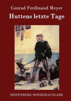9783843082167 - Meyer, Conrad Ferdinand: Huttens letzte Tage - Kitabu