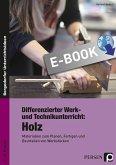 Differenzierter Werk- und Technikunterricht: Holz (eBook, PDF)