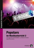 Popstars im Musikunterricht 2 (eBook, PDF)