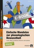 Einfache Mandalas zur phonologischen Bewusstheit (eBook, PDF)
