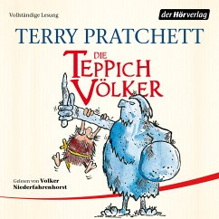Die Teppichvölker (MP3-Download) - Pratchett, Terry