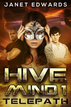 Telepath (Hive Mind, #1) (eBook, ePUB) - Edwards, Janet