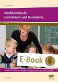 Mathe inklusiv: Einmaleins und Geometrie (eBook, PDF)