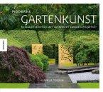 Moderne Gartenkunst (Mängelexemplar)
