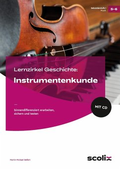 Lernzirkel Musik: Instrumentenkunde - Seifert, Martin Michael