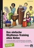 Das einfache Rhythmus-Training ohne Noten