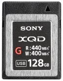 Sony XQD Memory Card G 128GB