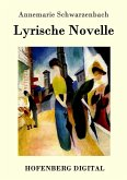 Lyrische Novelle (eBook, ePUB)