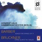 Adagio For Strings Op.11 & String Quintet In F Maj