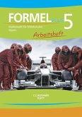 Formel plus 5. Arbeitsheft. Bayern