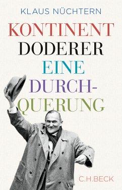 Kontinent Doderer (eBook, ePUB) - Nüchtern, Klaus