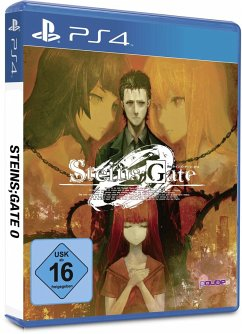 Stein´s Gate Zero (PlayStation 4)