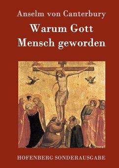 9783843082815 - Canterbury, Anselm von: Warum Gott Mensch geworden - Kitabu