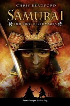 Der Ring des Himmels / Samurai Bd.8 (Mängelexemplar) - Bradford, Chris