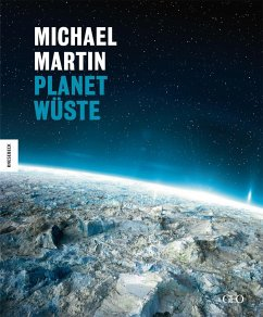 Planet Wüste (Mängelexemplar) - Martin, Michael