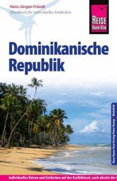Reise Know-How Dominikanische Republik - Fründt, Hans-Jürgen