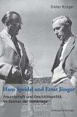 Hans Speidel und Ernst Jünger