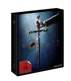 Borgia - Gesamtedition BLU-RAY Box