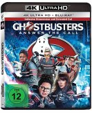 Ghostbusters - Answer The Call 4K Ultra HD Blu-ray + Blu-ray / Kinoversion und Extended Cut