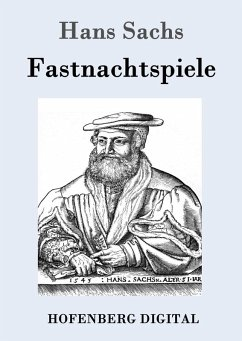 9783843082785 - Hans Sachs: Fastnachtspiele (eBook, ePUB) - Book
